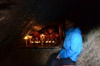 Медитация в пещере