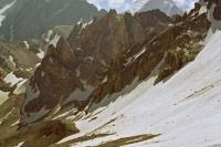 подъем на перевал Чимтарга