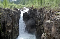 Водопад Нерала