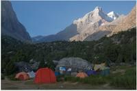 Альп-лагерь в Фанах