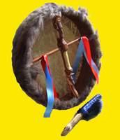 шаманский бубен